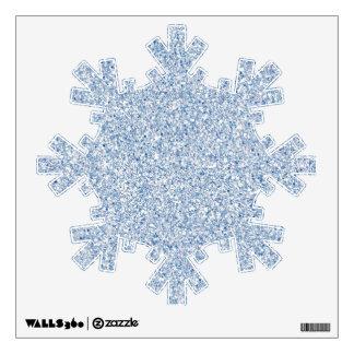 Snowflake Decal  - SRF