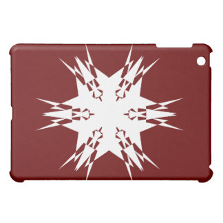 Snowflake Design 22 Case For The iPad Mini