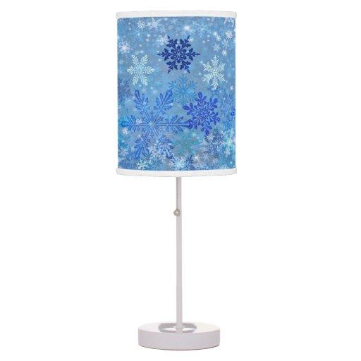 Snowflake Design Lamp Shade