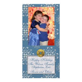 Snowflake Dream Card