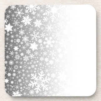 Snowflake Fade Coaster
