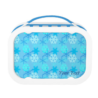 Snowflake Flurry Customizable Replacement Plate