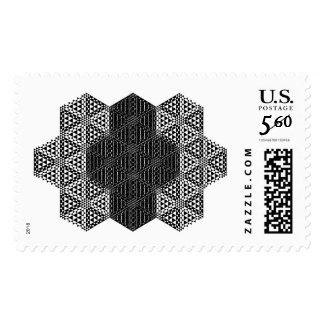 Snowflake Generator Ap Postage Stamps