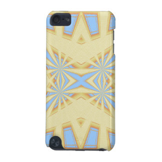 Snowflake - Geometric Abstract iPod Touch (5th Generation) Cover