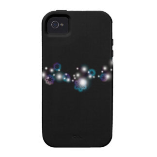 Snowflake Glow iPhone 4 Cases