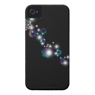 Snowflake Glow iPhone 4 Cover