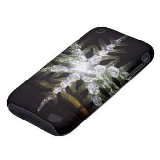 Snowflake Holiday iPhone 3 Tough Cover
