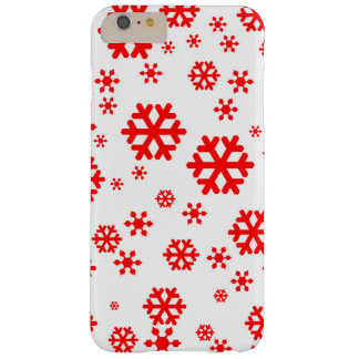 Snowflake Holiday iPhone Case