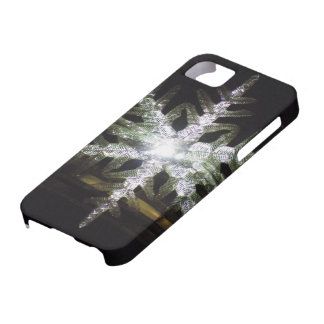 Snowflake Holiday iPhone SE/5/5s Case