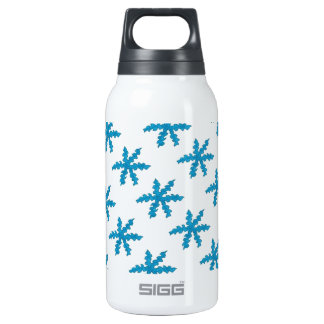 Snowflake Insulated Water Bottle