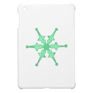 SNOWFLAKE iPad MINI COVER