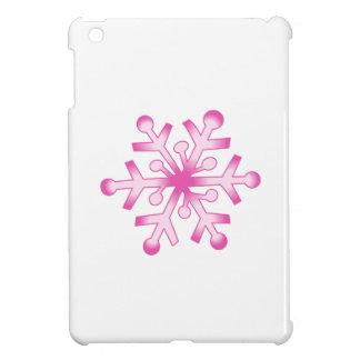 SNOWFLAKE iPad MINI CASES