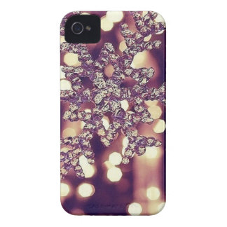 Snowflake IPhone 4 Case