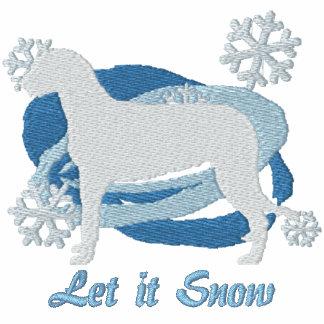 Snowflake Irish Wolfhound