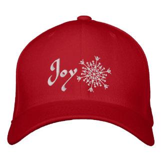 Snowflake Joy Cap