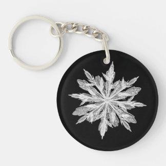 Snowflake Keychain Acrylic Keychains