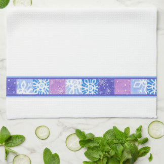 Snowflake Kitchen Towel