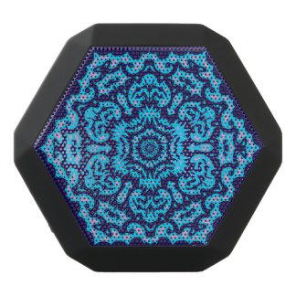 Snowflake Lace Custom Black Boombot Rex Bluetooth Speaker