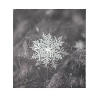 Snowflake Layers - Macro Scratch Pads