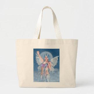 Snowflake maker canvas bags