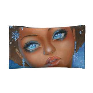 Snowflake Makeup Bag