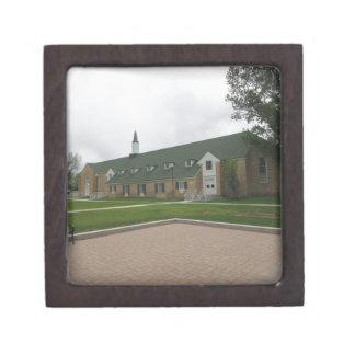 Snowflake Mormon Church Premium Trinket Box