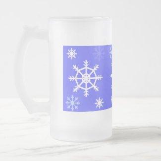 Snowflake Mug mug