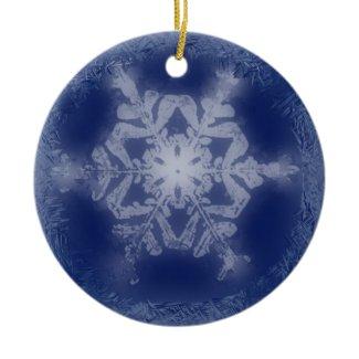 Snowflake Ornament 7 ornament