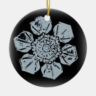 Snowflake Ornament 9