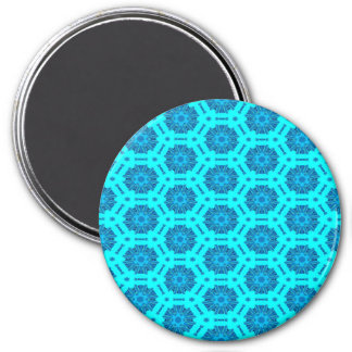 Snowflake pattern Magnet