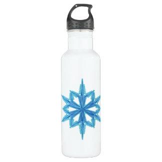 Snowflake 24oz Water Bottle