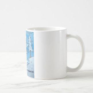 Snowflake Philosophers Funny Gifts Tees Cards Etc Coffee Mug