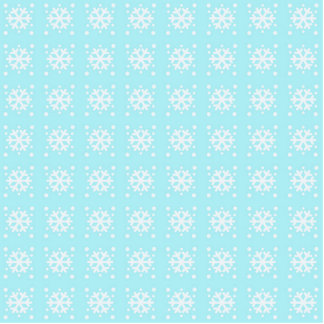 Snowflake Photo Cutouts