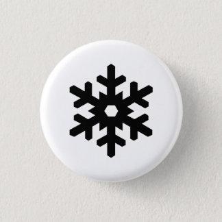 'Snowflake' Pictogram Button