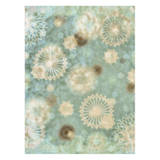 Snowflake Placemat Tablecloth