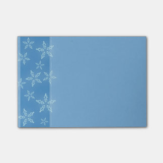 Snowflake Post-its Post-it® Notes