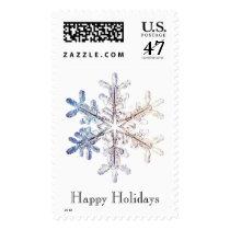 Snowflake Postage