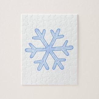 SNOWFLAKE PUZZLE