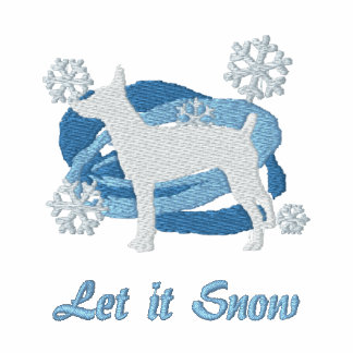 Snowflake Rat Terrier