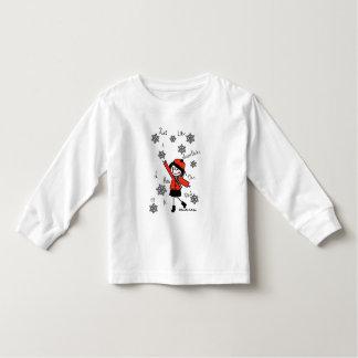 Snowflake Seraphina Toddler T-shirt
