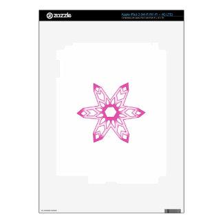 SNOWFLAKE iPad 3 SKIN