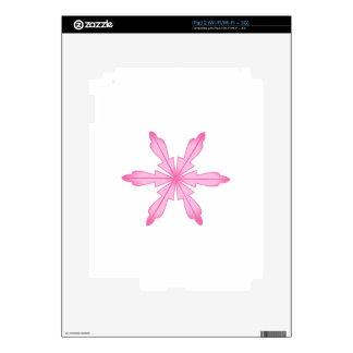 SNOWFLAKE iPad 2 DECAL