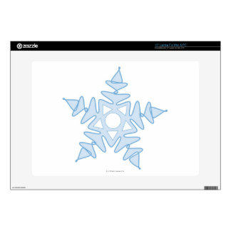 Snowflake Skins For Laptops