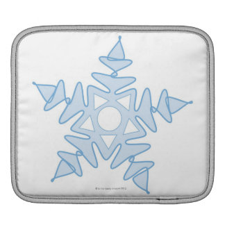 Snowflake Sleeve For iPads