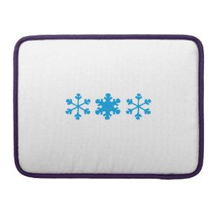 snowflake sleeve für MacBook pro