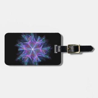 Snowflake Tag For Luggage
