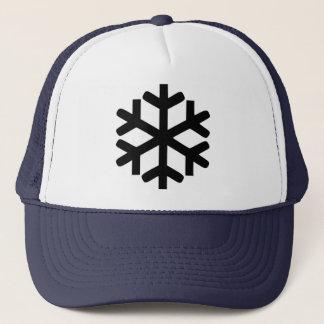 Snowflake Trucker Hat