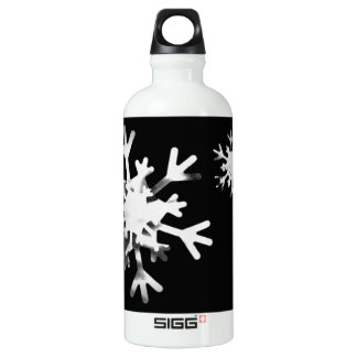 Snowflakes Aluminum SIGG Traveler 0.6L Water Bottle