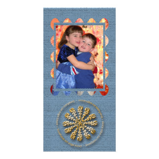 Snowflakes are Angel Kisses Card