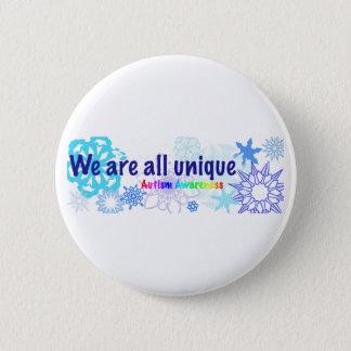 snowflakes_autism button